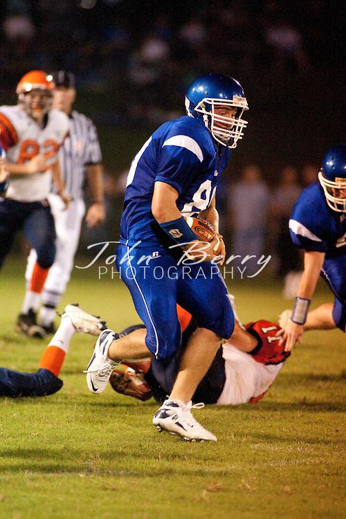 MCHS Varsity Football .vs Orange Hornets .8/28/09