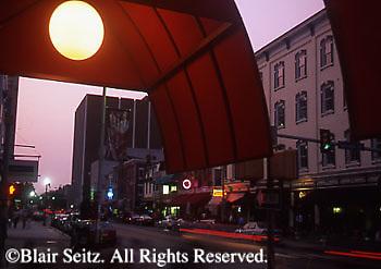 Harrisburg, PA, Urban Renaissance, Restaurant Row, 2nd Street, Downtown