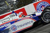 Helio Castroneves, Toyota Grand Prix of Long Beach, Streets of Long Beach, Long Beach, CA USA 4/17/2011