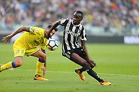 09.09.2017 - Torino - Serie A 2017/18 - 2a giornata  -  Juventus-Chievo nella  foto: Blaise Matuidi