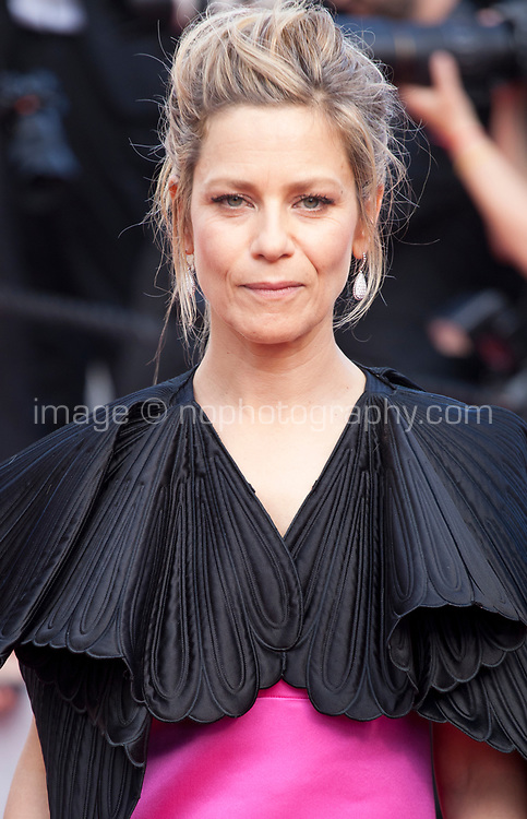 Marina Fois at the closing ceremony and The Specials film gala screening at the 72nd Cannes Film Festival Saturday 25th May 2019, Cannes, France. Photo credit: Doreen Kennedy