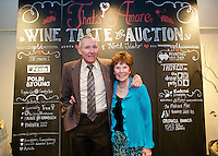 Annual Hopsice Wine Taste and Auction fundraiser held Saturday, February 1, 2014 at the Hayden Lake Country Club in Hayden Lake, Idaho