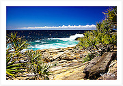 A spectacular spring day at Arakoon National Park on the mid north coast of New South Wales [Arakoon, NSW]<br />