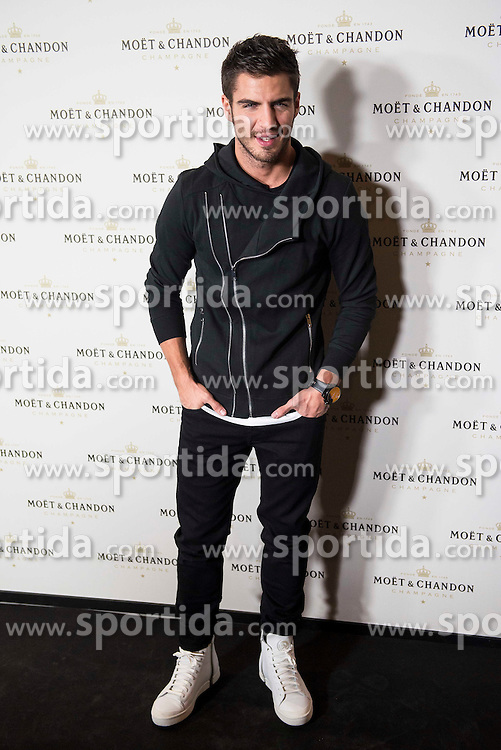 """02.12.2015, Madrid, ESP, Moet & Chandon Party, OpenTheNow, im Bild Maxi Iglesias attends to the // Red Carpet of the party """"OpenTheNow of Moet & Chandon in Madrid, Spain on 2015/12/02. EXPA Pictures © 2015, PhotoCredit: EXPA/ Alterphotos/ BorjaB.hojas<br /> <br /> *****ATTENTION - OUT of ESP, SUI*****"""
