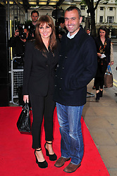 Carol Vorderman and Graham Duff during 'Summer In February' Gala Screening<br /> London, United Kingdom<br /> Monday, 10th June 2013<br /> Picture by Nils Jorgensen / i-Images