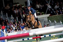 Brash Scott, GBR, Ursula XII<br /> Rolex Grand Prix Jumping<br /> Royal Windsor Horse Show<br /> © Hippo Foto - Jon Stroud
