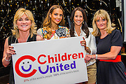 Anthea Turner, Alesha, Andrea Maclean and Nicky Cox, editor of First News  - Alesha Dixon launches Children United and the &ldquo;We Are The Children United&rdquo; single. Alesha is the most well-known name on the single, the first voice you hear on the song is that of 12-year-old Patience who lives in a children&rsquo;s home in Uganda after losing most of her family to AIDS. The pair are joined by thousands more children from countries as far flung as Kenya, Australia, India, USA, Uganda, The Netherlands and Norway who all feature on the Children United single. More countries and more children are joining the &ldquo;world&rsquo;s biggest pop group&rdquo; every day and posting their recordings on YouTube. The song was written by Barney Cox and produced by Nigel Wright.<br /> Around 10,000 children&rsquo;s voices are on the song including 6,500 children from the Voice In A Million choir<br /> who performed the song live at Wembley with Alesha in March.<br /> <br /> Children United is an online platform which will bring children together from across the globe to discuss the issues that matter to them, and provide them with the opportunity to have their voices heard. The three founding partner organisations are First News, Achievement for All, and Skoolbo. They have been working with Microsoft to support the web development and integration of Skype technology that will connect children across the world in face-to-face conversations. Save the Children are the charity&rsquo;s key NGO partner.<br /> <br /> The Children United website, which encourages children around the world to &ldquo;join-up&rdquo; and be heard, opens for<br /> registration on Wednesday (15 April) and goes fully live and interactive in September. The site will be moderated<br /> by schools around the world to ensure a secure environment for children to talk to each other safely.