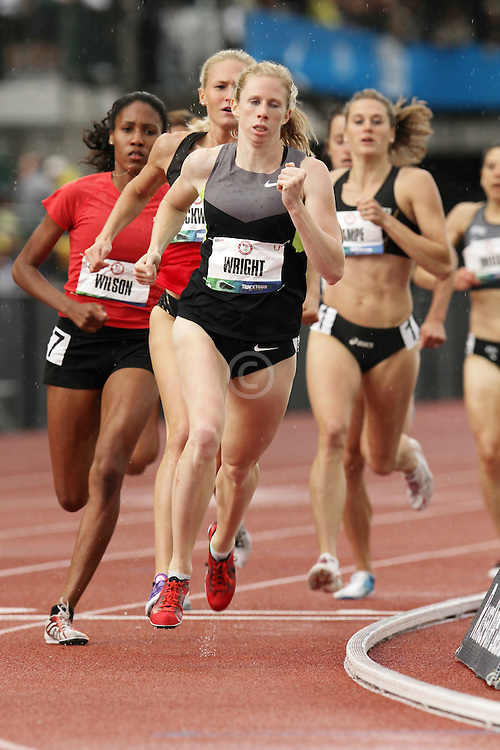 Olympic Trials Eugene 2012: women's 800 meters semifinal, Phoebe Wright