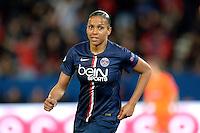 Marie Laure Delie - 28.03.2015 - Paris Saint Germain / Glasgow City FC - 1/4Finale retour Champions League<br /> Photo : Andre Ferreira / Icon Sport