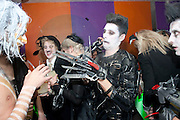 JACK GUINNESS; HENRY HOLLAND, Browns Focus Halloween party. Shepherds Bush pavilion. Shepherds Bush. London. 30 October 2009