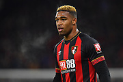 Jordon Ibe (10) of AFC Bournemouth during the Premier League match between Bournemouth and Chelsea at the Vitality Stadium, Bournemouth, England on 30 January 2019.