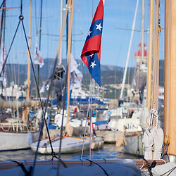 Saint Tropez 3. October 2019, Gstaad yacht Club Centenary Trophy during the Voiles de Saint Tropez
