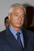 Foto di Donato Fasano Photoagency, nella foto : Luigi Claudio, nuovo presidente sezione Lavoro del Tribunale di Bari