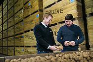 Branston Potatoes Scotland Grower of the Year 2016 - RH Brunton, Cuthlie Farm, Arbroath, Angus.