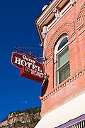 The Ouray Hotel, Ouray, Colorado