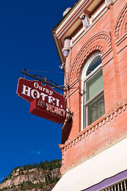 The Ouray Hotel, Ouray, Colorado