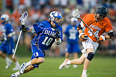 20080412 - #2 Duke at #3 Virginia (NCAA Lacrosse)