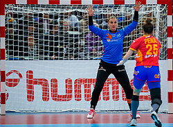 15-12-2019 JAP: Final Netherlands - Spain, Kumamoto<br /> The Netherlands beat Spain in the final and take historic gold in Park Dome at 24th IHF Women's Handball World Championship / Rinka Duijndam #30 of Netherlands
