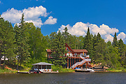 Cottage on Star Lake<br />