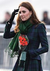 The Duke and Duchess of Cambridge officially open V. 06 Sep 2018 Pictured: The Duke and Duchess of Cambridge officially open V. Photo credit: James Whatling / MEGA TheMegaAgency.com +1 888 505 6342