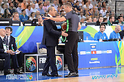 DESCRIZIONE: Torino FIBA Olympic Qualifying Tournament Italia - Tunisia<br /> GIOCATORE: Ettore Messina<br /> CATEGORIA: Nazionale Italiana Italia Maschile Senior<br /> GARA: FIBA Olympic Qualifying Tournament Italia - Tunisia<br /> DATA: 04/07/2016<br /> AUTORE: Agenzia Ciamillo-Castoria
