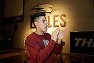 January 26, 2017: The Newman University Jets play against the Oklahoma Christian University Eagles in the Eagles Nest on the campus of Oklahoma Christian University.