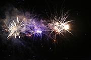Mannheim. 29.07.17 | ID 059 |<br /> Maimarktgel&auml;nde. Pyrogames. Feuerwerker in vier Teams z&uuml;nden ihre Feuerwerkchoreografien ab und lassen sich vom Publikum bewerten. <br /> <br /> Bild: Markus Pro&szlig;witz 29JUL17 / masterpress
