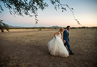 Arizona wedding — Brielle Schaffer and Michael Jamros