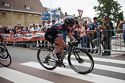 Rotem Gafinovitz (ISR) at Boels Ladies Tour 2019 - Stage 1, a 123 km road race from Stramproy to Weert, Netherlands on September 4, 2019. Photo by Sean Robinson/velofocus.com