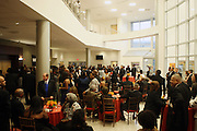 Atmosphere at The Official unveiling of the new state of the art Cicely L. Tyson Community School of Performing and Fine Arts on October 24, 2009 in East Orange, New Jersey