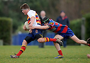 Dunedin-Rugby, John McGlashan College VS Central Southland College 15 June 2014