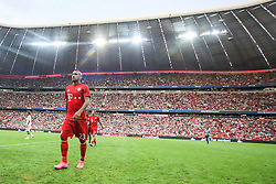 04.08.2015, Allianz Arena, Muenchen, GER, AUDI CUP, Real Madrid vs Tottenham Hotspur, im Bild Arturo Vidal (FC Bayern Muenchen #23) // during the 2015 AUDI Cup Match between Real Madrid CF and Tottenham Hotspur at the Allianz Arena in Muenchen, Germany on 2015/08/04. EXPA Pictures © 2015, PhotoCredit: EXPA/ Eibner-Pressefoto/ Schüler<br /> <br /> *****ATTENTION - OUT of GER*****