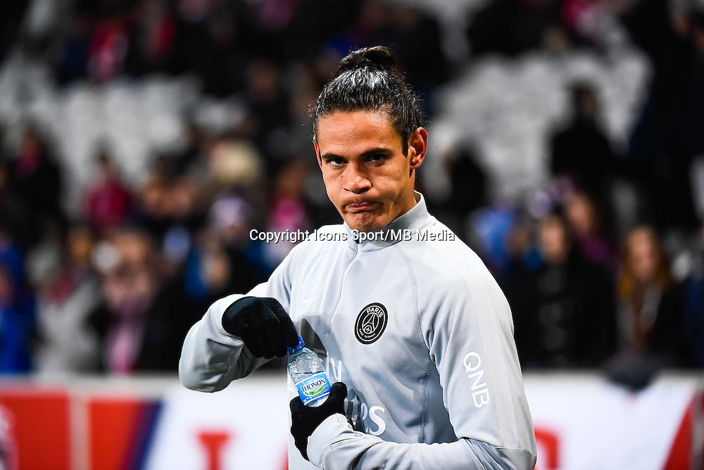 Edinson CAVANI - 03.12.2014 - Lille / Paris Saint Germain - 16eme journee de Ligue 1 -<br />