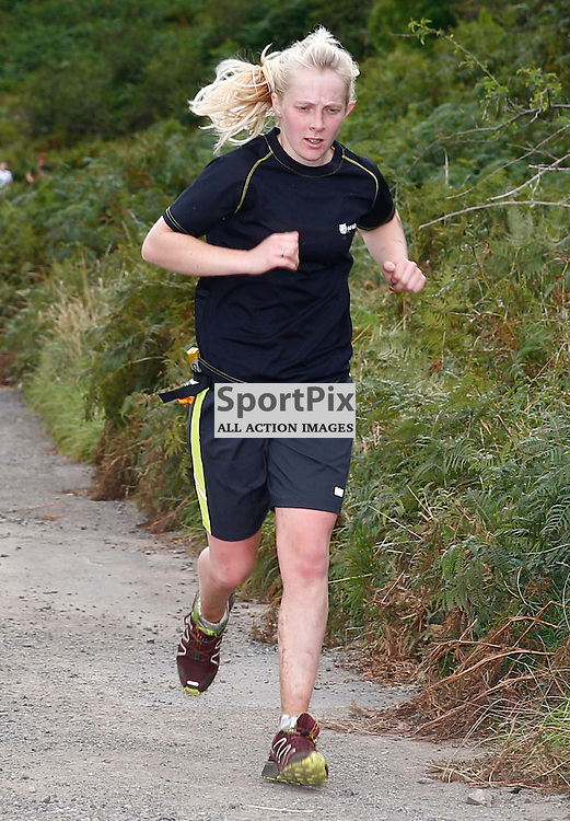 CRAGGY ISLAND TRIATHLON.....Sarah Nimmo competing in Craggy Island Triathlon..(c) STEPHEN LAWSON | SportPix.org.uk