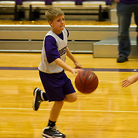 01-19-14  Berryville Youth Basketball vs. Elkins Game 6
