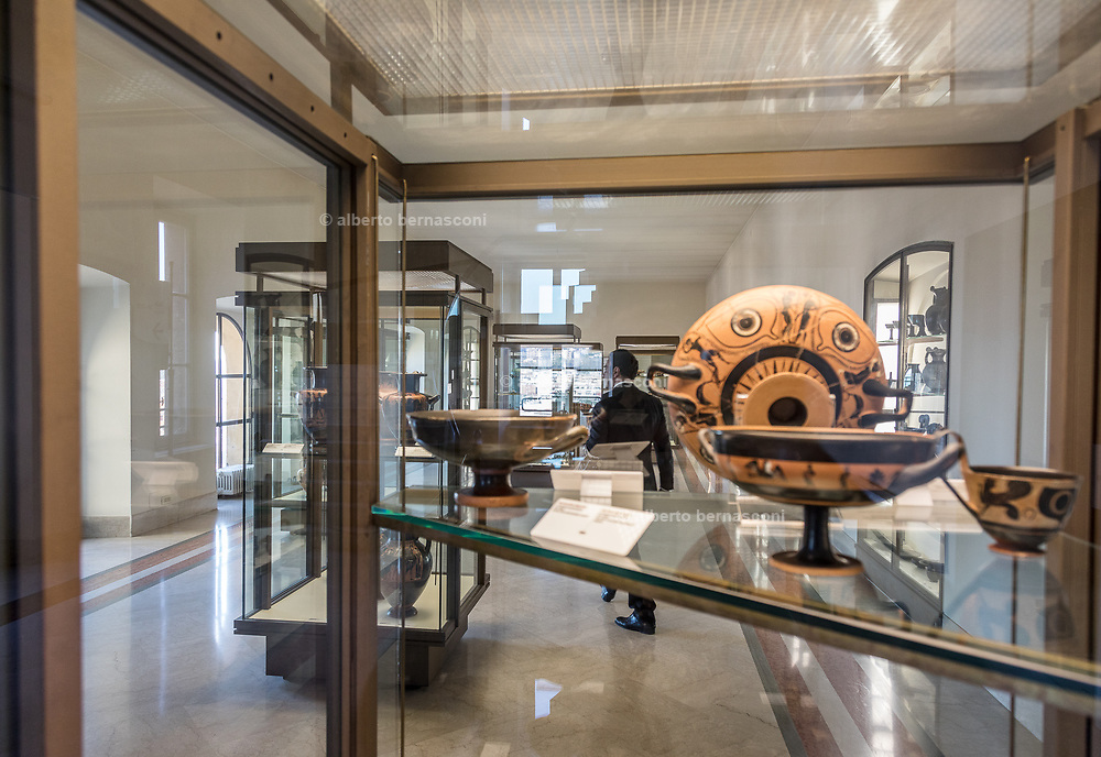Rome, Vatican Museums, Museo Etrusco