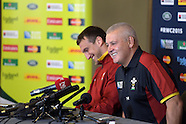 150915 RWC Wales arrival press conference