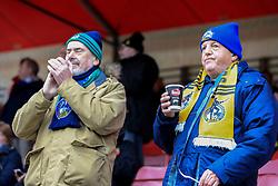 Bristol Rovers fans - Mandatory by-line: Jason Brown/JMP - 05/11/2016 - FOOTBALL - Checkatrade.com Stadium - Crawley, England - Crawley Town v Bristol Rovers - Emirates FA Cup first round
