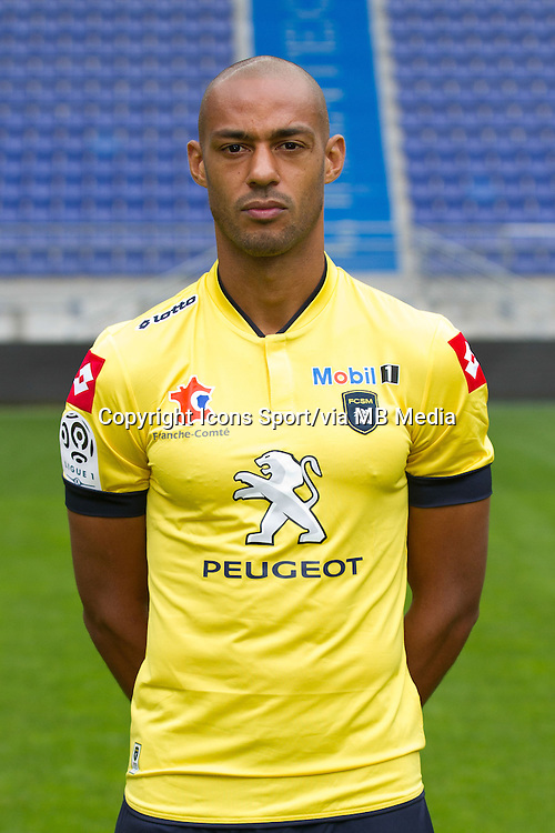 Cedric Kante - 19.09.2013 - Photo officielle - Sochaux - Ligue 1<br /> Photo : Steeve Constanty / Icon Sport