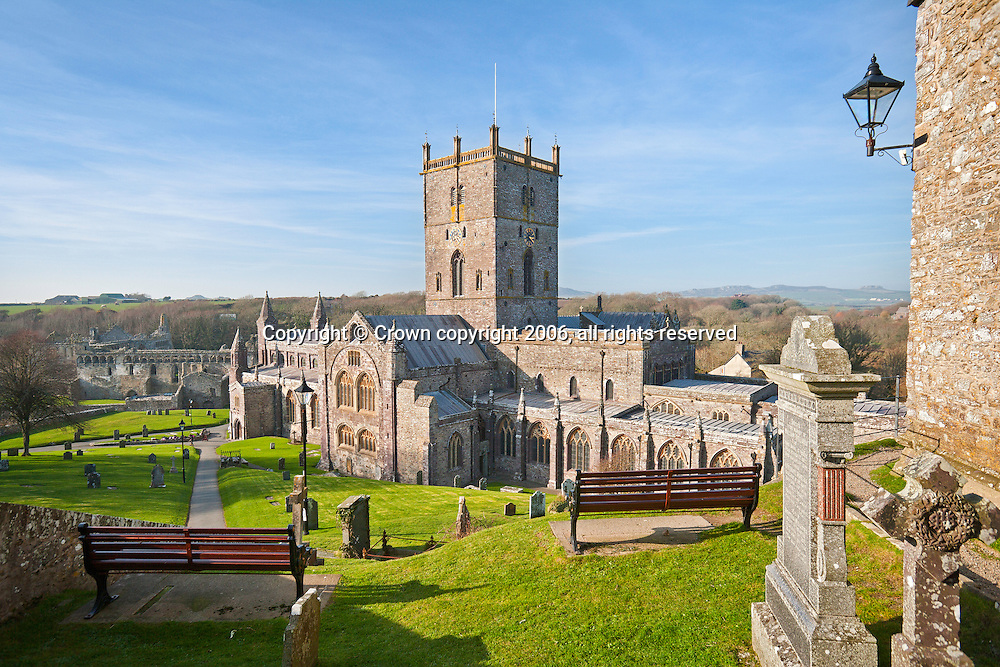 St David's Cathedral<br />