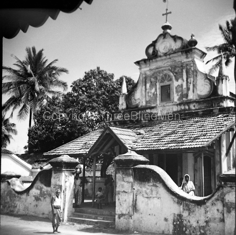St. Anthony Church. India.