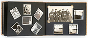 Japan student time photo album 1940s 1950s
