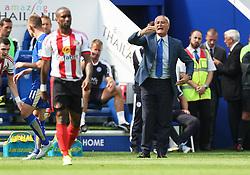 Leicester City Manager Claudio Ranieri  - Mandatory byline: Jack Phillips/JMP - 07966386802 - 08/08/2015 - SPORT - FOOTBALL - Leicester - King Power Stadium - Leicester City v Sunderland - Barclays Premier League