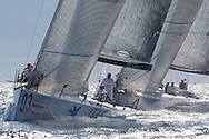 Bribon during Race 3 of the AUDI Medcup in Cagliari