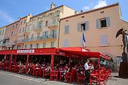 Cafe Senequier Saint-Tropez, France