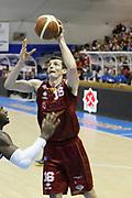 DESCRIZIONE : Capo dOrlando Lega A 2014-15 Orlandina Basket Umana Reyer Venezia<br /> GIOCATORE : BENJAMIN ORTNER<br /> CATEGORIA : PENETRAZIONE TIRO<br /> SQUADRA : Umana Reyer Venezia<br /> EVENTO : Campionato Lega A 2014-2015 <br /> GARA : Orlandina Basket Umana Reyer Venezia<br /> DATA : 11/01/2015<br /> SPORT : Pallacanestro <br /> AUTORE : Agenzia Ciamillo-Castoria/G.Pappalardo<br /> Galleria : Lega Basket A 2014-2015<br /> Fotonotizia : Capo dOrlando Lega A 2014-15 Orlandina Basket Umana Reyer Venezia