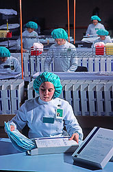 Medical Assembly Line Workers