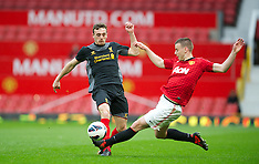 130513 Man Utd U21 v Liverpool U21