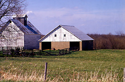 Farmstead outbuildings.