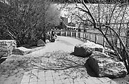 East River Promenade at the Brooklyn Bridge